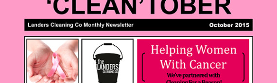 'CLEAN'TOBER Newsletter 2015